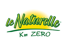 logo le Naturelle Km ZERO