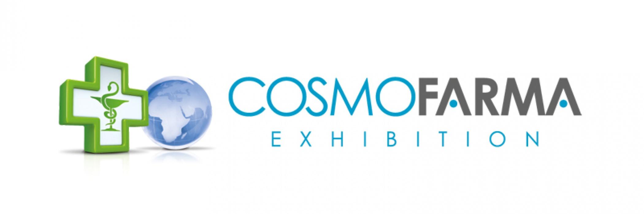 Cosmofarma, Bologna 20-22 Aprile 2018