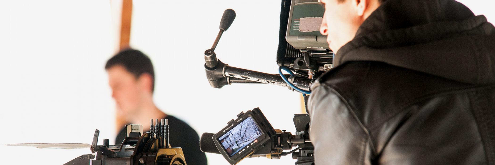 shooting video