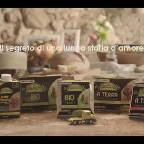 Embedded thumbnail for Spot TV le Naturelle - Passione in ogni gesto